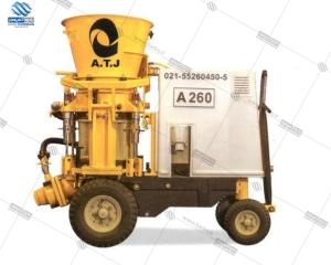 شاتکریت T260