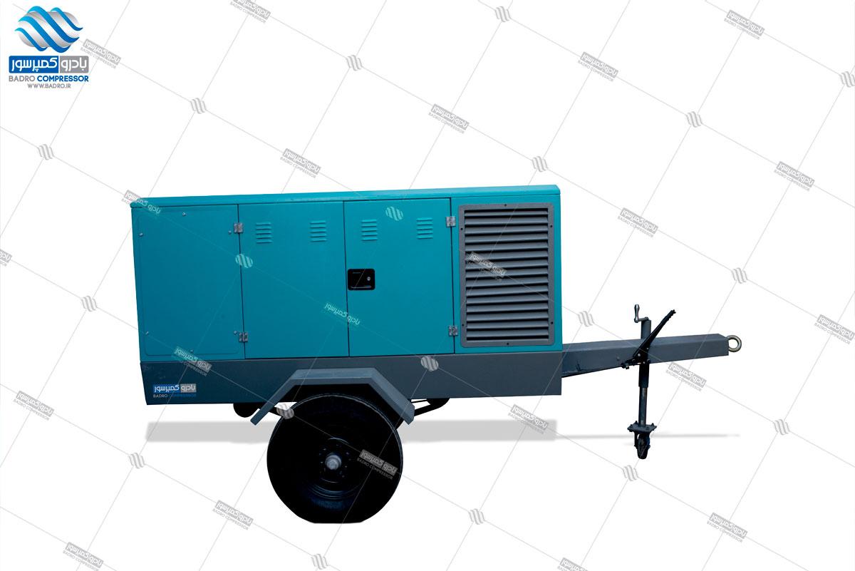 کمپرسور-پرتابل-دیزلی-مدل-P175